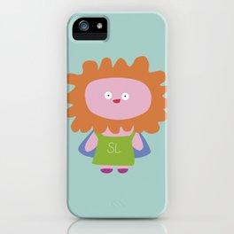 """Super Leona"" iPhone Case"