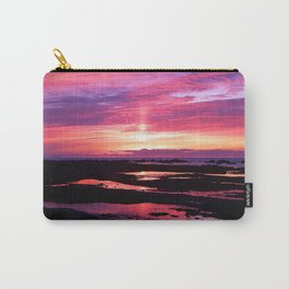 Red Haven Carry-All Pouch