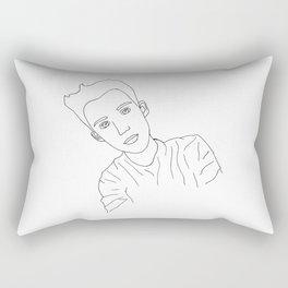 Troye Sivan Rectangular Pillow