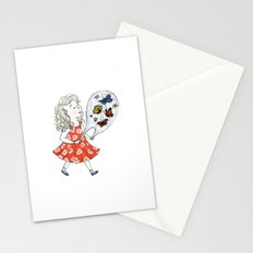 Butterflies, to Go Stationery Cards