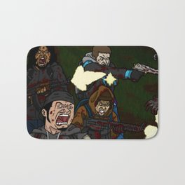 Survivors Bath Mat