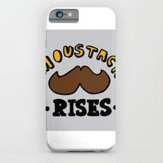 moustach rises iPhone 6s Slim Case