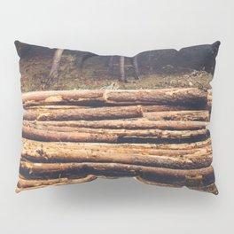 Sad timber industry Pillow Sham