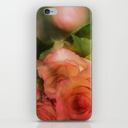 Bouquet Of Roses iPhone Skin