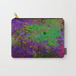 Random Colors Carry-All Pouch