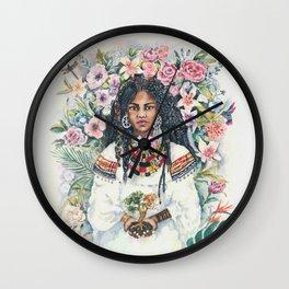 Candace Wall Clock