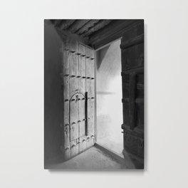 Al Jahili Fort 2 Metal Print