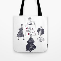 Balenciaga Rules OK! Tote Bag
