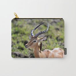 Wildlife Gossip Carry-All Pouch
