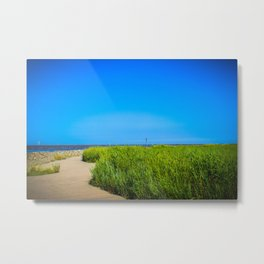 North Sea - Romance 3 Metal Print