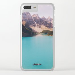 Element: Water (011) Clear iPhone Case