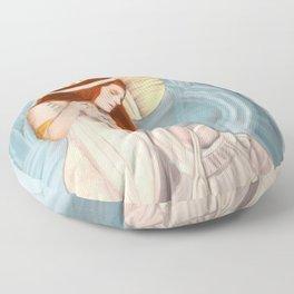 The Prayer Floor Pillow