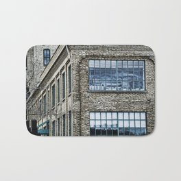 Blue Windows Bath Mat