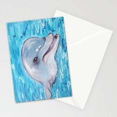 Dolphin 2 Stationery Cards