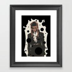 Goblin King Framed Art Print