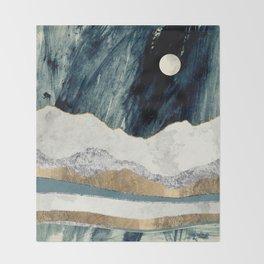 Bold Sky Throw Blanket