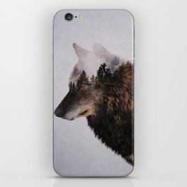 Canis Lupus iPhone Skin