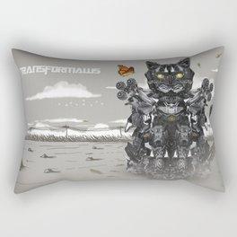 Transformaws Rectangular Pillow