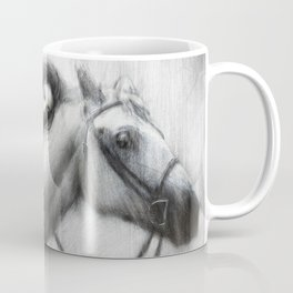 Pale Horse Coffee Mug