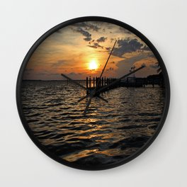 A Painter's Paradise Wall Clock
