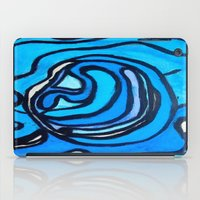 shell iPad Cases featuring Shell by Abstract Jack95