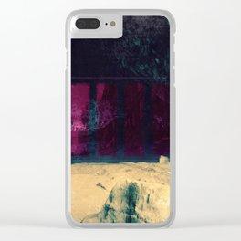 VISA 32 Clear iPhone Case
