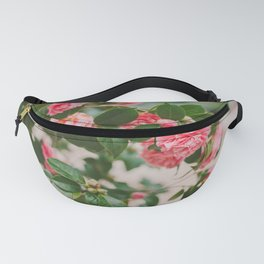 Camellias Fanny Pack