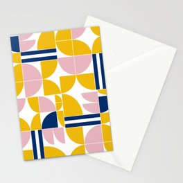 Patchwork 1 Stationery Cards