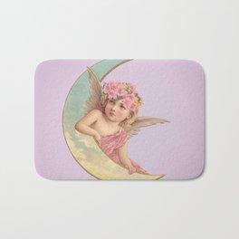 Victorian Moon Angel Bath Mat