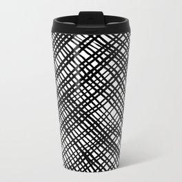 Fishnet Metal Travel Mug