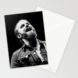 Caleb Followill (Kings of Leon) - I Stationery Cards