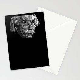 EINSTEIN POLYGON MESH Stationery Cards