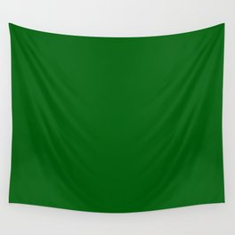 Spring Inspiration ~ Rainforest Green Wall Tapestry