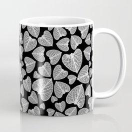 Black White Pattern Coffee Mug