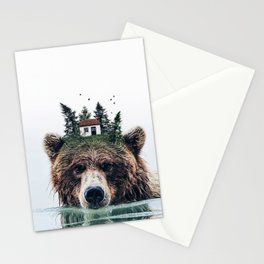 House Guardian Stationery Cards