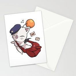 Delivery Moogle - Final Fantasy Stationery Cards