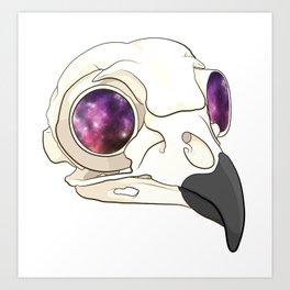 Owl Sees All Art Print