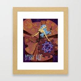 Shipwrecked (Bobby Alt) Framed Art Print