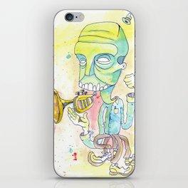 Jazzercise iPhone Skin
