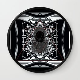 Dramatics Wall Clock