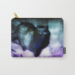 The Spooky Cat Carry-All Pouch