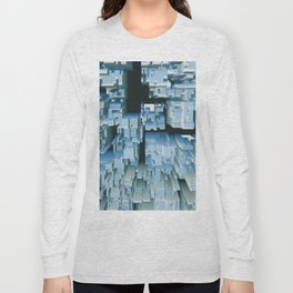 Abstract Composition 294 Long Sleeve T-shirt
