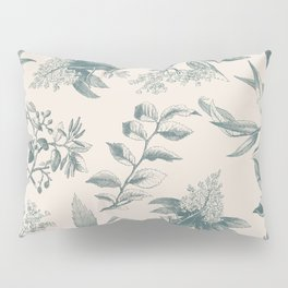 BRANCHES AND LEAVES Pillow Sham
