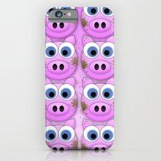 Dirty Little Piggies Slim Case iPhone 6s