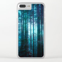 Waking Clear iPhone Case