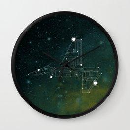 Constellation Imperial Lander Wall Clock