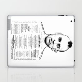 Travis Bickle - God's Lonely Man - Ink'd Series Laptop & iPad Skin