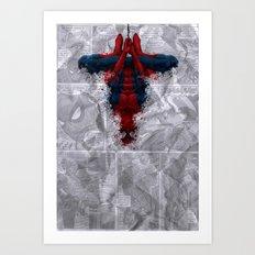 Parker Art Print