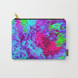 Dayglow Parrot Carry-All Pouch