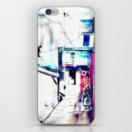 Home country iPhone Skin